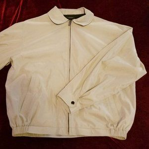 Men's XL beige jacket